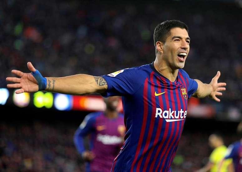 El Barça y Suárez quieren repetir un año después. EFE