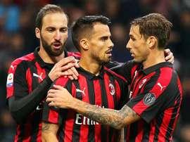 El dueño del Sparta de Praga hizo una oferta por el Milan. EFE