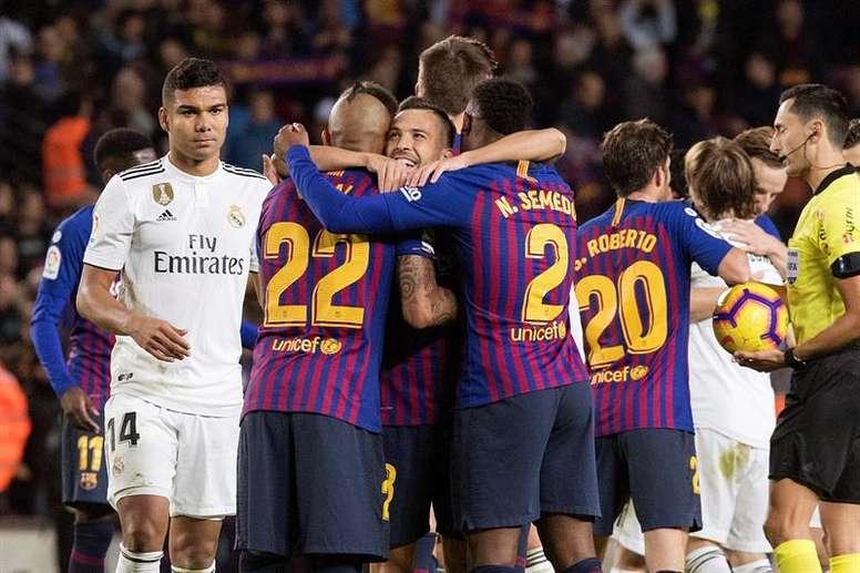 La Liga, más que un descuido para el Madrid. EFE