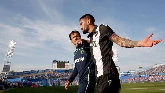 Cabaco ha sido convocado para la Selección Uruguaya. EFE