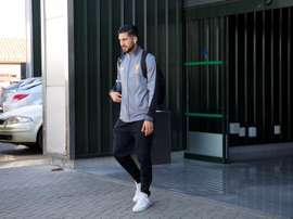 Emre Can is not happy with Juventus. EFE