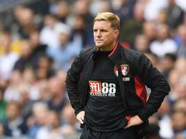 Howe is in no mood to slacken off in spite of his team playing well. EFE