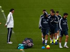 Le Real Madrid se rend à Melilla. EFE