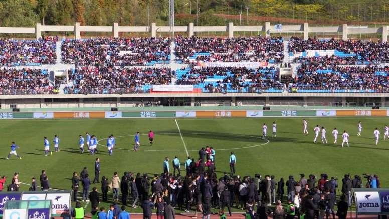 El evento reunió a 15.000 personas. EFE