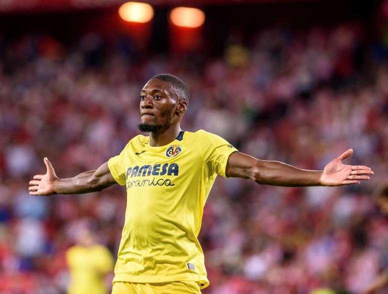Lyon veut faire revenir Toko-Ekambi en Ligue 1. EFE