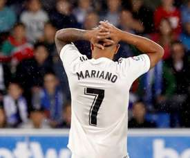 Mariano é o mais novo alvo da Roma. EFE/Archivo