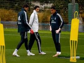Nuevo horizonte para el Real Madrid. EFE
