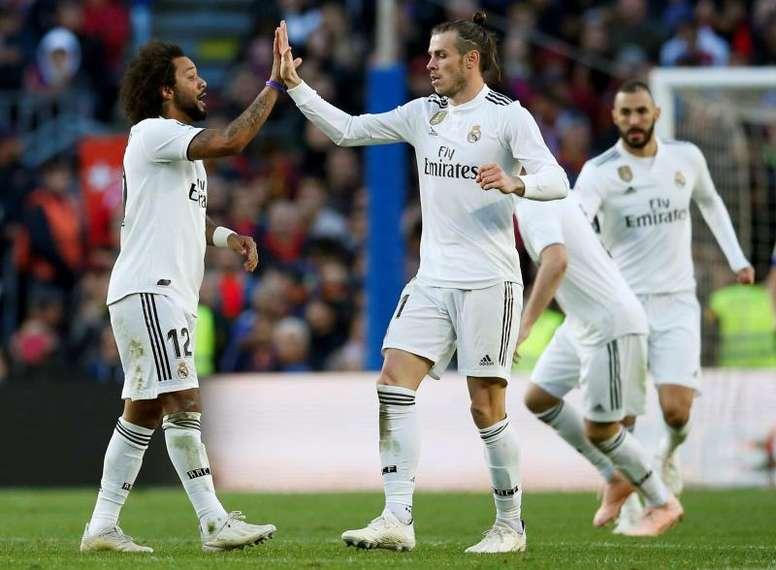 Bale n'a plus confiance en lui. EFE