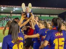 El Barça, con todo a favor. EFE/Archivo