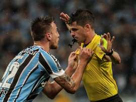The match between River and Gremio is under investigation. EFE