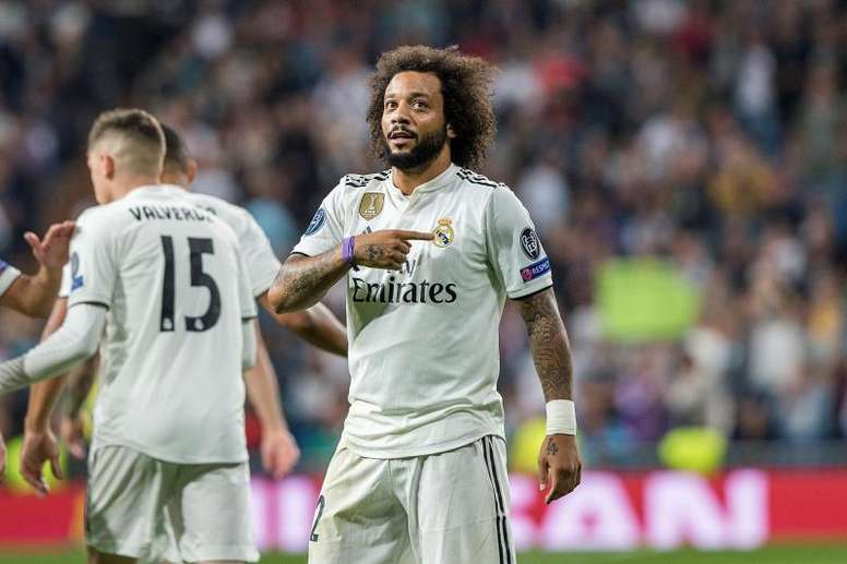 Football: Le message de Marcelo à Cristiano Ronaldo