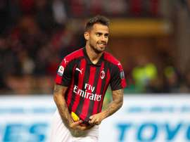Sampdoria quer apenas empréstimo. EFE