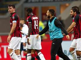 Milan pourrait sceller l'arrivée de Giampaolo. EFE