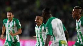 Nacional, nuevo campeón de Copa en Colombia. EFE
