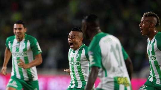 Nacional quiere reforzar al equipo de cara al 2019. EFE