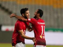 Al Ahly se mide al ES Tunis en la final de la Champions africana. EFE
