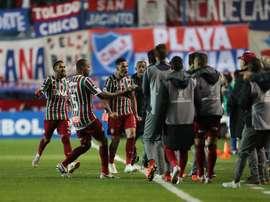 La Sudamericana entra en su recta final. EFE