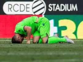 El Levante se queda sin tres jugadores. EFE/Archivo