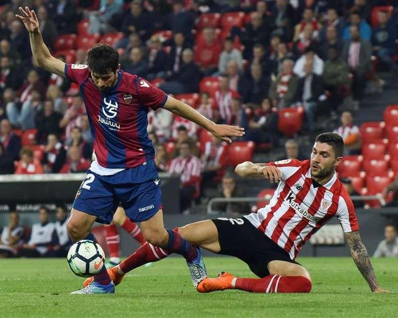 El Athletic y Unai Núñez, distanciados en las negociaciones. EFE