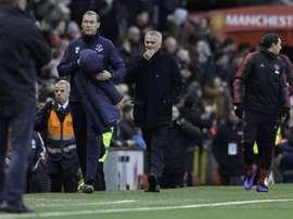 Siguen dando la cara por Mourinho. EFE