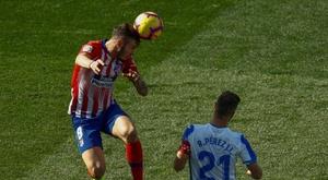 Atletico Madrid have yet to win at Leganes in La Liga. EFE