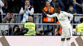Roberto Carlos is convinced of the talent of his compatriot Vinicius Jr. EFE