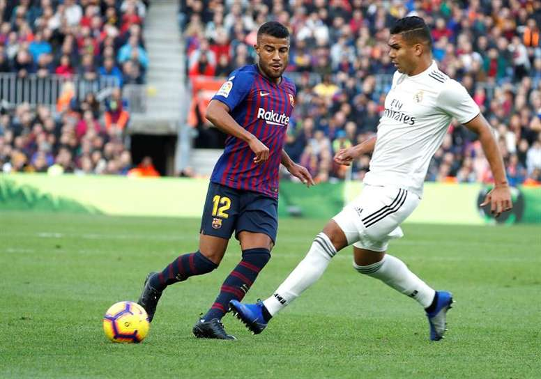 El Barça pide 16 millones por él. EFE