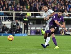 La Roma sacó un punto de la visita a la Fiorentina. EFE