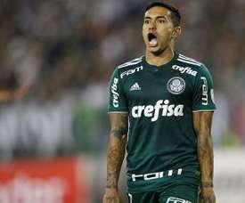 Palmeiras se afianzó en el liderato. EFE/Archivo