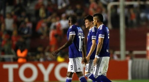 Millonarios sumó sus primeros tres puntos en Copa. EFE