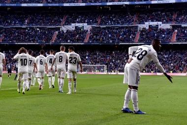 Santiago Bernabéu. EFE