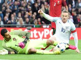 Wayne Rooney will return for England in a friendly against the USA in November. EFE/Archivo