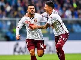 Iago Falqué podría ser renovado con el Torino. EFE