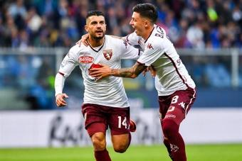 El Torino rescindió el contrato de Iago Falqué. EFE
