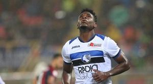 Zapata se pide la Champions. EFE