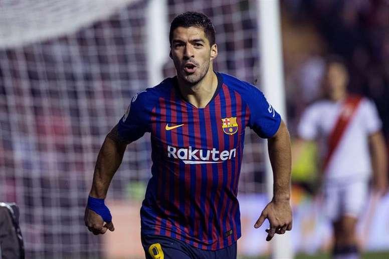 Suárez vuelve tras ausentarse de la última convocatoria. EFE/Archivo