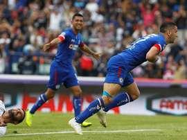 Cruz Azul centrará sus esfuerzos en Liga. EFE