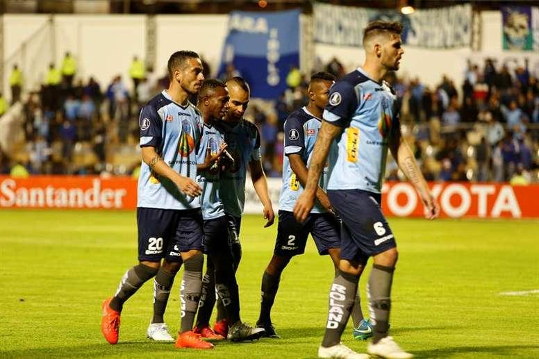 Empate entre gigantes y debuts soñados en la Sudamericana - BeSoccer ef1dbf8383153