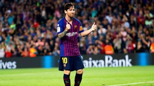 Belletti confía en Messi para la Champions. EFE