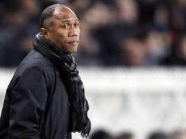 Antoine Kombouaré deja el Guingamp. EFE/Archivo