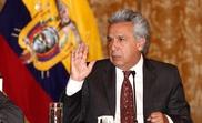Imagen de archivo del presidente de Ecuador, Lenín Moreno. EFE/Archivo