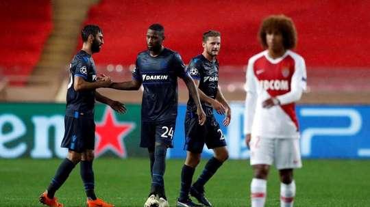 Wesley Moraes pourrait changer de club. EFE