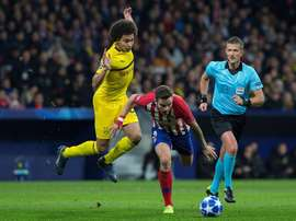 Atleti y Borussia sellaron su pase esta jornada. EFE/Archivo