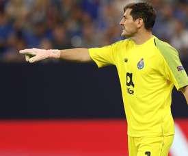 A Casillas le salen pretendientes. EFE/Archivo