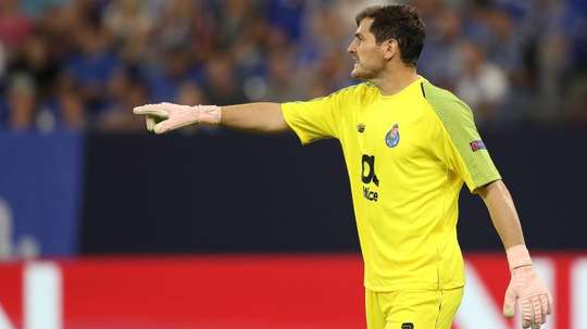Casillas est en forme. EFE