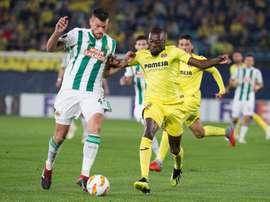 El Villarreal se juega más que tres puntos. EFE