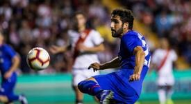 Raúl García sufrió un esguince en su tobillo izquierdo. EFE