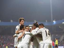 Real Madrid were excellent in Pilsen. EFE