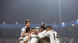 Real Madrid were excellent in Pilsen. EFE