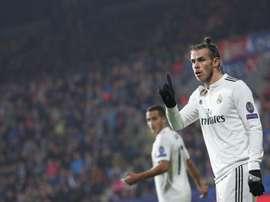 Bale está tocado. EFE